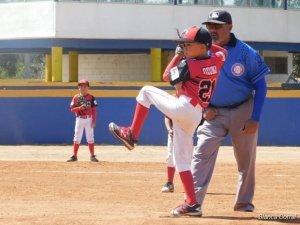 Hilvana Sonora tercer victoria en nacional de Beisbol Iniciación