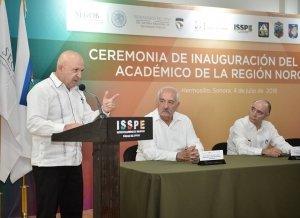 Instalan Consejo Académico Región Noroeste de Instituciones de Seguridad Pública