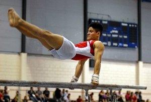 Joshua Valle acudirá al mundial de gimnasia de mayores en Qatar