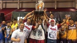 Sonora Campeón Nacional Varonil en Basquetbol U13