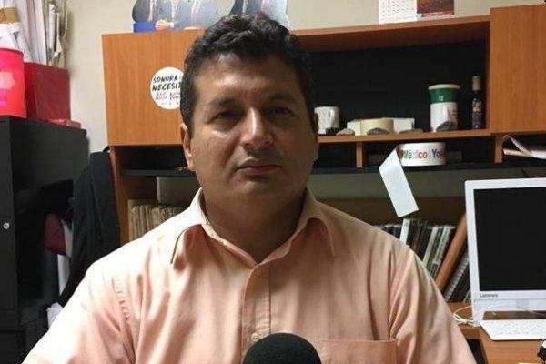 Viene a Sonora Presidente electo el 19 de septiembre: Jacobo Mendoza