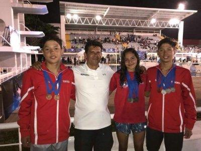 Logra Sonora 10 medallas en el campeonato nacional máster de atletismo