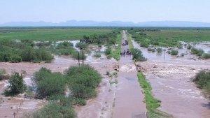 Atiende Gobernadora de manera inmediata a Guaymas y Empalme