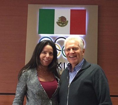 Vivirá Luz Mercedes Acosta día glorioso al convertirse en medallista Olímpica
