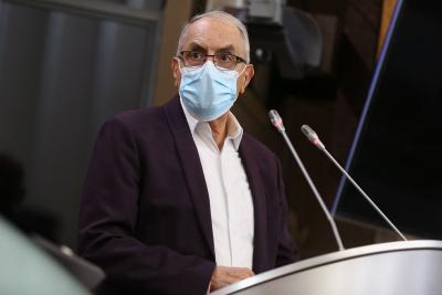 """Reconoce diputado Filemón Ortega a las y los enfermeros por el """"Día Internacional de la Enfermería"""""""