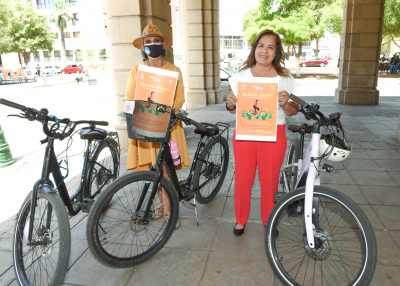Impartirán taller de Ciclismo Urbano con Perspectiva de Género