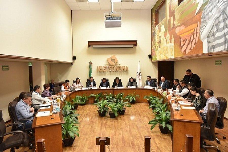 Aprueba Consejo General de IEE Sonora medidas de austeridad