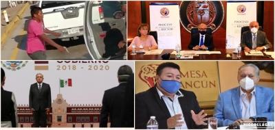 Para los de a Pie........ Yaquis y Universidad de Sonora en la agenda de política interna ........