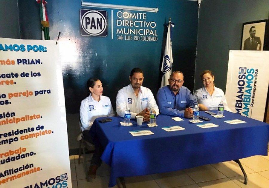 Requiere PAN Sonora un cambio verdadero: Jesús Ramón Díaz