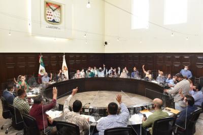 Aprueba el cabildo de Hermosillo 550 millones de pesos para la reparación de vialidades