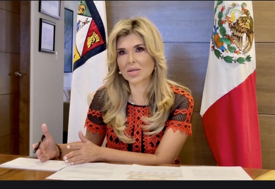 Regreso a clases presenciales debe darse con una estrategia conjunta para hacerlo de la forma más segura: Gobernadora Pavlovich