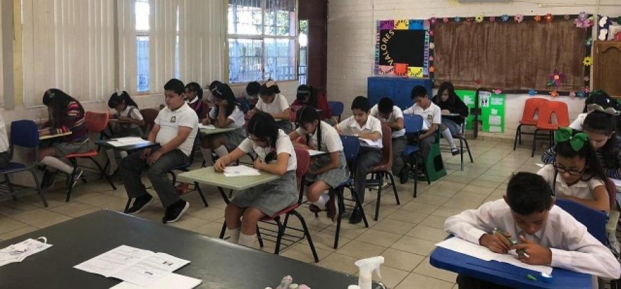 Participan más de 13 mil alumnos en concurso de Matemáticas