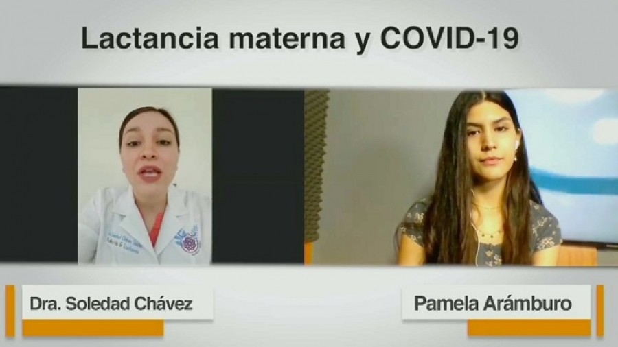 Protege del Covid-19 leche materna al bebé: Salud Sonora