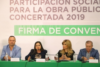Va alcaldesa Celida López por una solución creativa al endeudamiento de los municipios