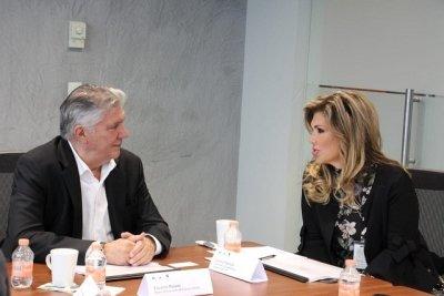 Invertirá Grupo Gondi 44 mdd en Cajeme: Claudia Pavlovich