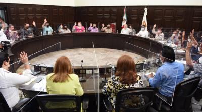 Realiza Cabildo de Hermosillo Sesión Ordinaria
