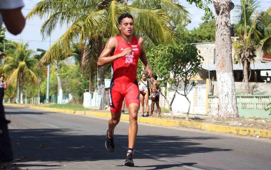 Sonorense a Campeonato Mundial de Triatlón Junior