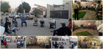 Se acerca SSP Sonora a ciudadanos con comités vecinales